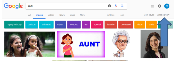 aunt images from google