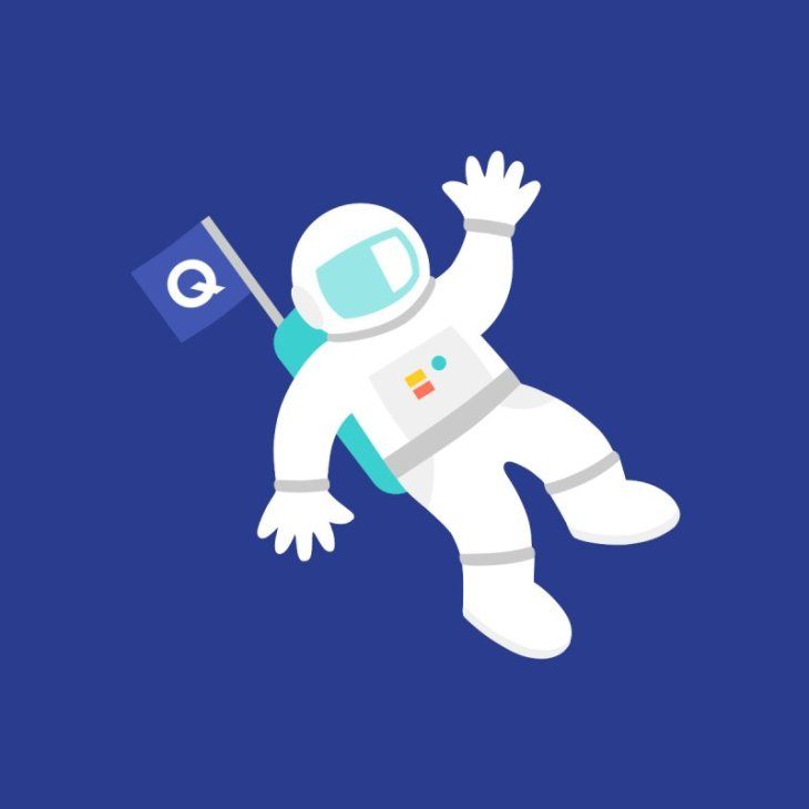 quizlet in space